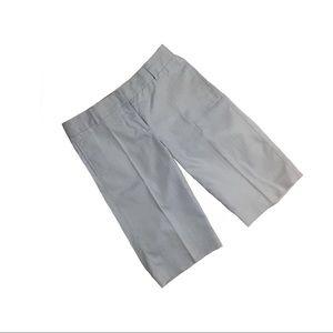 J. Crew Bermuda Shorts Size 2